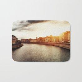 Arno River Bath Mat