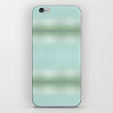 Seaside Stripes iPhone & iPod Skin