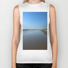 Longing For This Beach Biker Tank