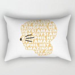 Hey Guys! Rectangular Pillow