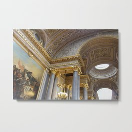 Palace of Versailles #society6 #decor #buyart Metal Print