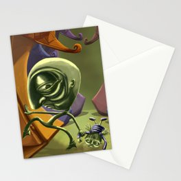Back home Stationery Cards