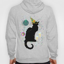 Chat Noir  Party Countdown Hoody