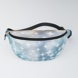 Stardust and Light Fanny Pack
