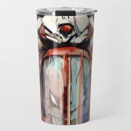 Mother is the First Other - Shinji Ikari Evangelion Painting Travel Mug