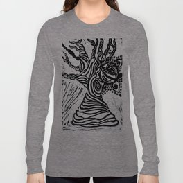 The Eye of Nature Long Sleeve T-shirt