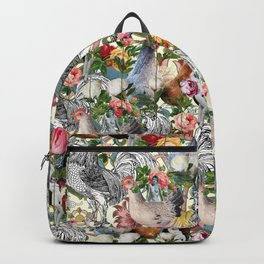 Julia's Chickens Backpack