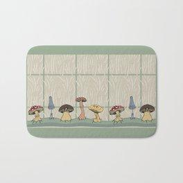 Gentle Mushrooms Bath Mat