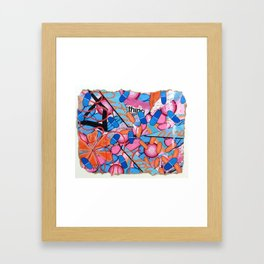 They said it would be fun Framed Art Print