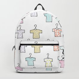 All the shirts aren't enough Backpack