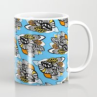 concert Mugs featuring leaf opera concert by Indigo Images