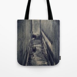 Lost and Forgotten Tote Bag