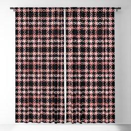 Pink du Coq Blackout Curtain