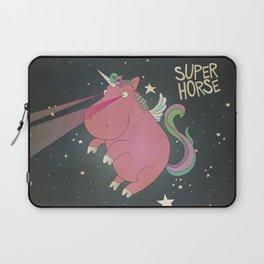 Super Horse... Unicorn Dreams. Laptop Sleeve