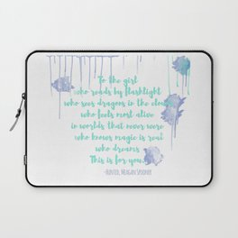 TO HER Laptop Sleeve
