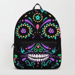 sugar skull dia de los muertos Backpack