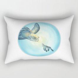 Mama? Rectangular Pillow