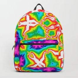 Rainbow Kaleidoscope Backpack