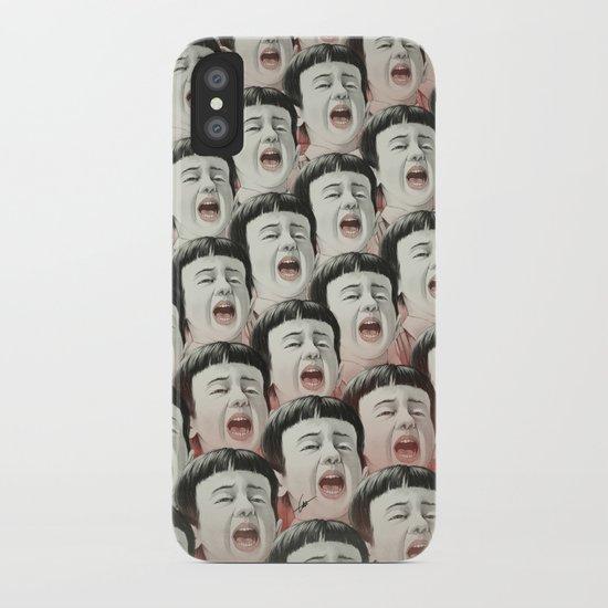 AAAA! II iPhone Case