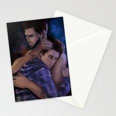Promise me (Sterek) Stationery Cards