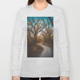 Illuminated New Mexican Trail II Long Sleeve T-shirt