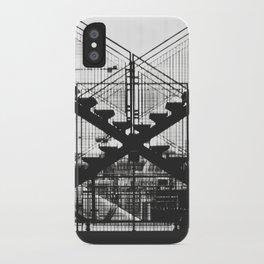 X-X iPhone Case