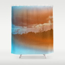 this place may only be found in your dreams Shower Curtain