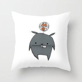 minima - rawr 01 Throw Pillow