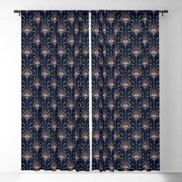 "Art Deco 33. ""Sophia"" Blackout Curtain"