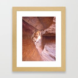Wadi Rum #1 Framed Art Print