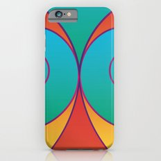 Swirly pretty thingies of goodness iPhone 6s Slim Case