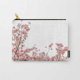 Cherry Blossoms (Color) Carry-All Pouch