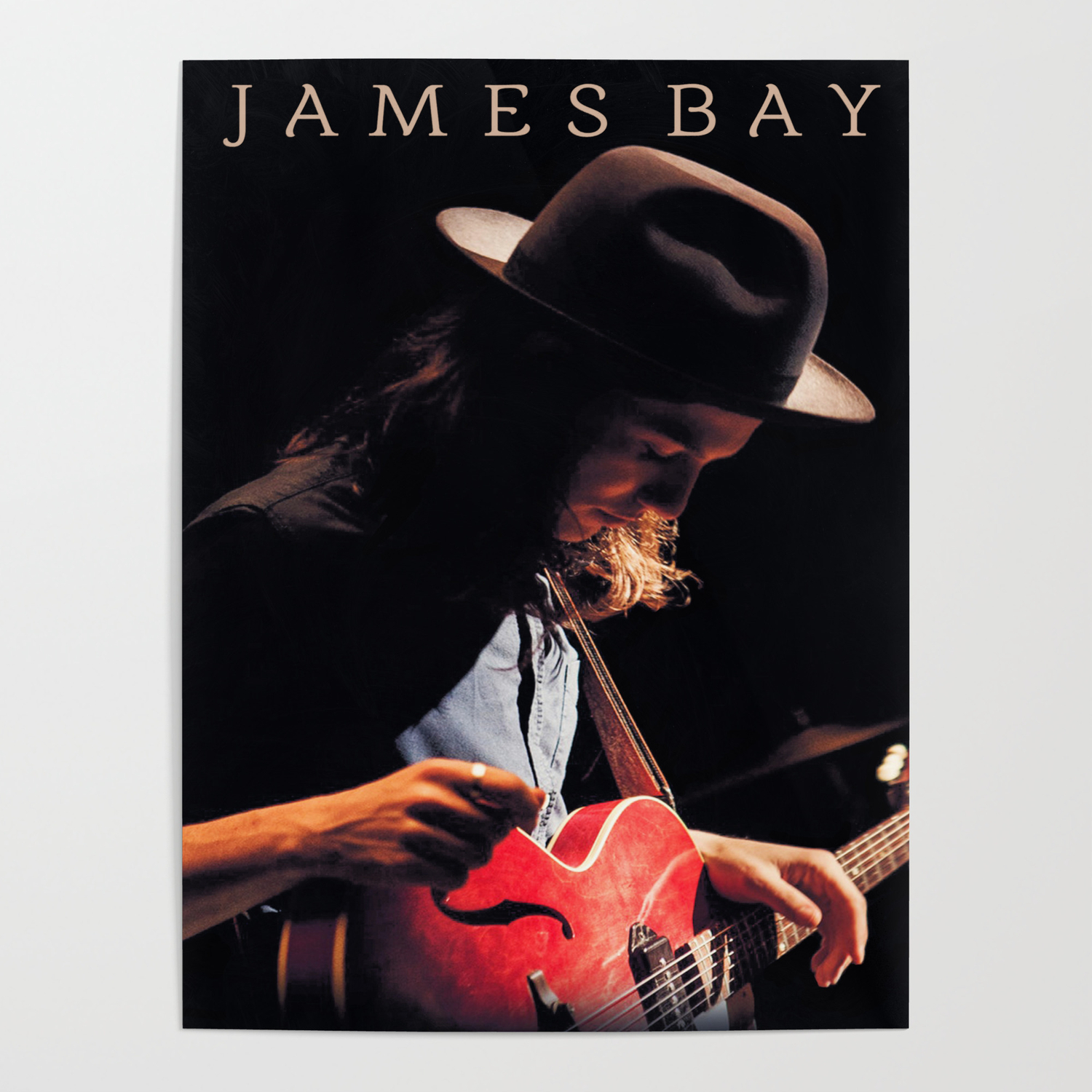 James Bay Tour 2020 james bay live tour 2019 2020 ongcuwik Poster by oppo391 | Society6