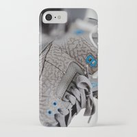 air jordan iPhone & iPod Cases featuring Air Jordan Retro 3 GS by TJAguilar Photos