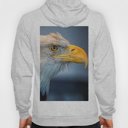 Eagle With An Attitude Hoody