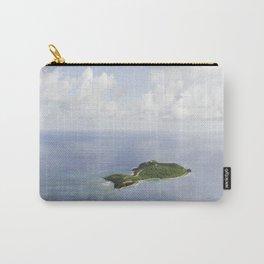 Tiny Island, Caribbean 2011 Carry-All Pouch