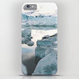 Iceland Glacier Lagoon   Jökulsárlón iPhone Case