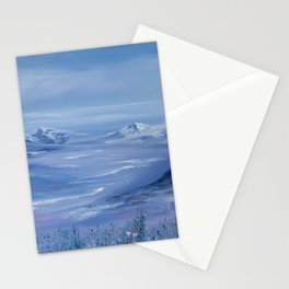 Spring in Himalaya Stationery Cards