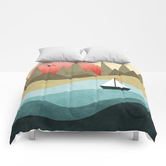 Ocean Adventure 2  Comforters