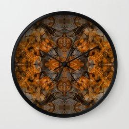 Mandala 32 Wall Clock