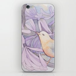 Affable Bird iPhone Skin