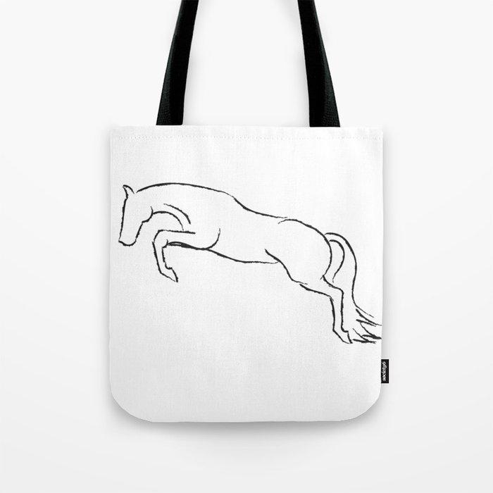 Hunter Outline Trace Tote Bag