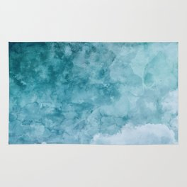Over The Clouds Rug