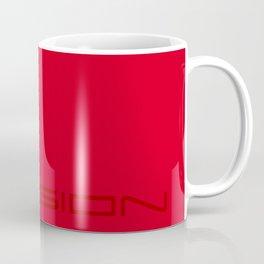 Red passion Coffee Mug