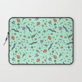 Microscopic Animals Laptop Sleeve