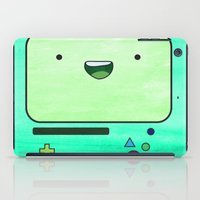 bmo iPad Cases featuring BMO by Some_Designs