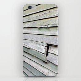 Green Barn iPhone Skin