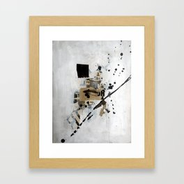 Grrr!! Framed Art Print