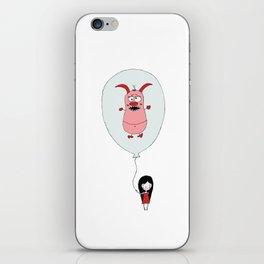 demon control #1 iPhone Skin