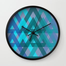 Piramic Wall Clock